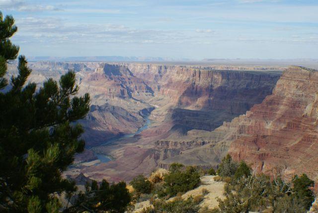 Zdjęcia: Grand Canyon NP, Arizona, Colorado- dzika rzeka, USA