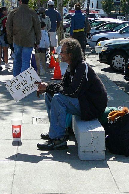 Zdjęcia: San Francisco, Kalifornia, Moze to globtroter na trasie, USA
