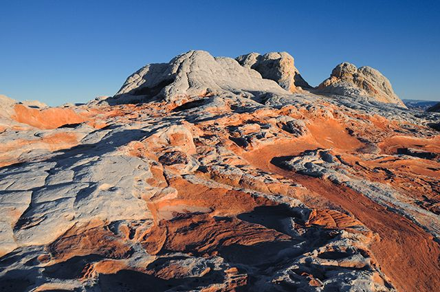 Zdjęcia: White Pocket, Arizona, White Pocket I, USA