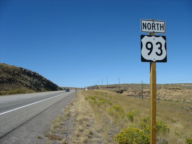Zdjęcia: North 93, Nevada, North 93, USA