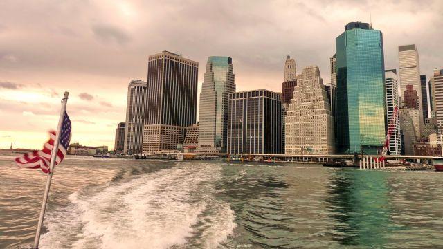 Zdjęcia: NYC, NY, Bye bye NY, USA