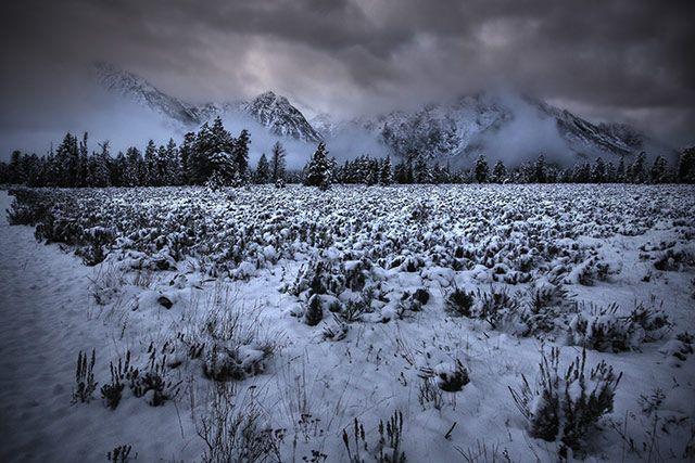 Zdjęcia: Grand Teton National Park, Wyoming, Grand Teton National Park, USA