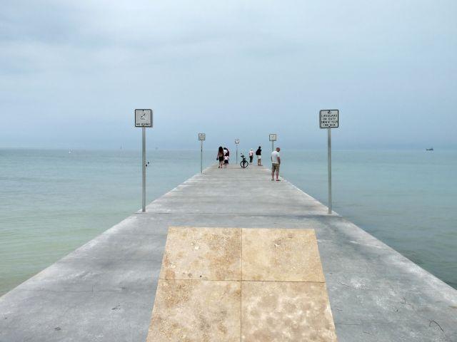 Zdjęcia: Key West, Florida, Widok na południe, USA