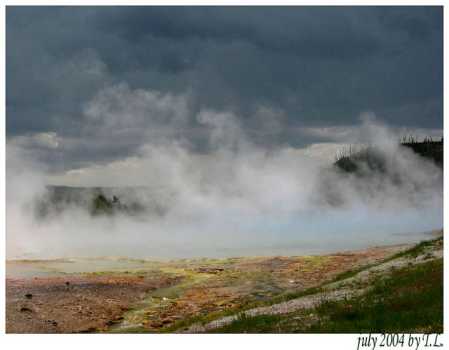 Zdj�cia: Yellowstone NP, Yellowstone NP (4), USA