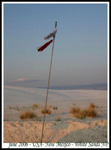 Zdj�cia: Nowy Meksyk, USA, Biale Piaski - park narodowy w Nowym Meksyku (2), USA