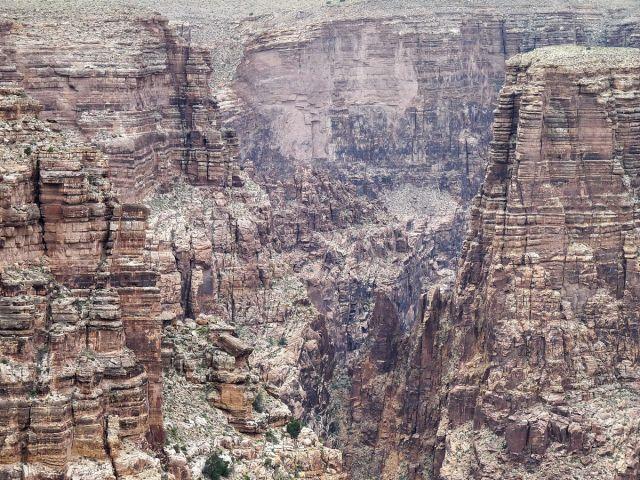 Zdjęcia: Grand Canyon NP, Arizona, Zachodnia część GC NP, USA