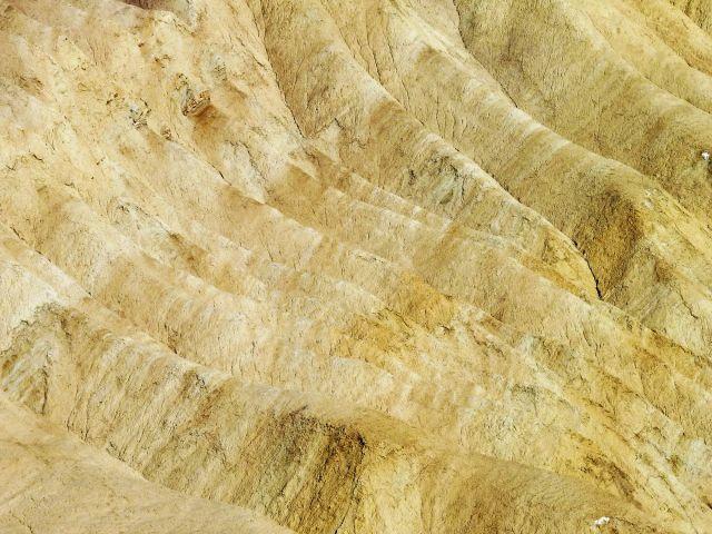 Zdjęcia: Death Valley NP, California, Formacje piaskowe w death valley, USA