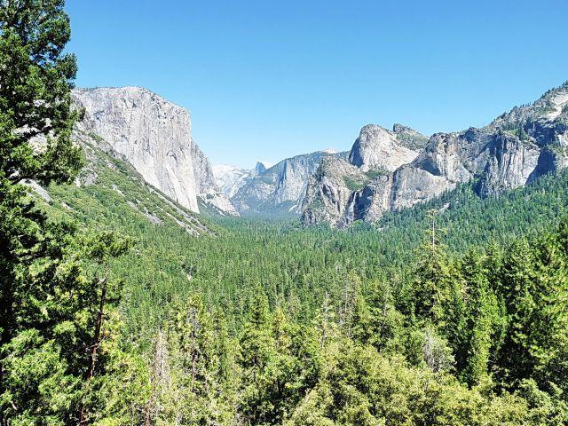 Zdjęcia: Yosemite NP, California, Najładniejsza dolina Yosemite NP, USA