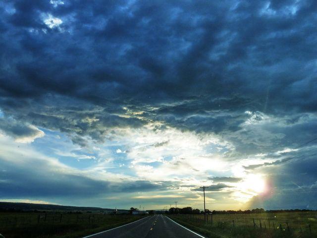 Zdjęcia: Utah, Utah, Droga na zachód , USA