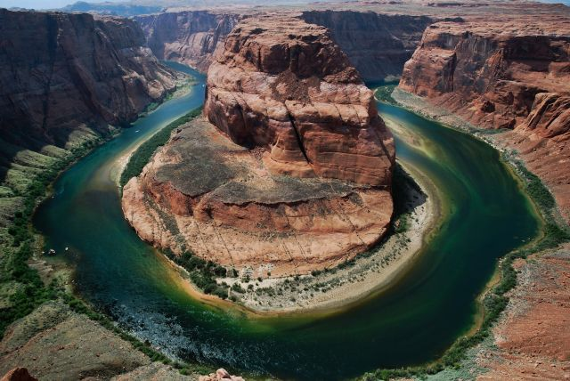 Zdjęcia: Horseshoe Bend, Utah, HORSESHOE BEND, USA