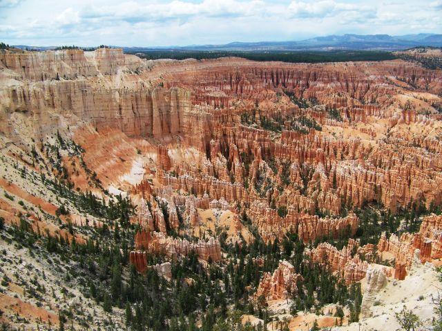 Zdjęcia: Park Narodowy Bryce Canyon, Utah, Amfiteatr, USA