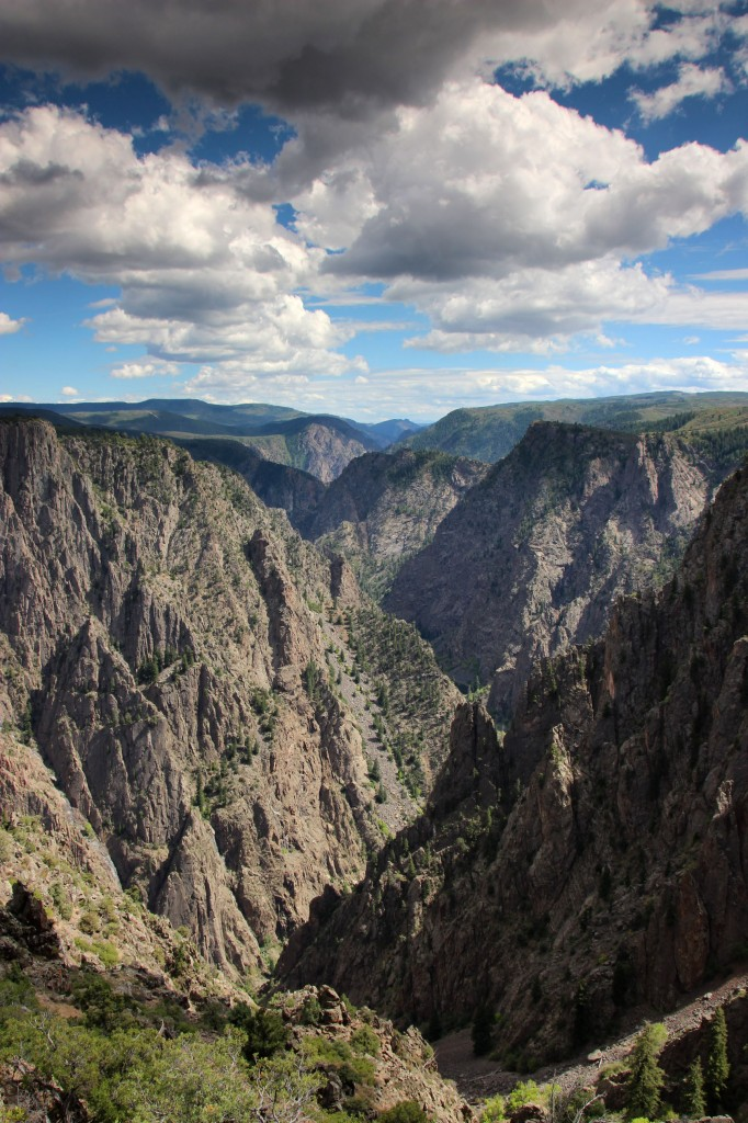 Zdjęcia: Colorado / Montrose, Black Canyon 2, USA
