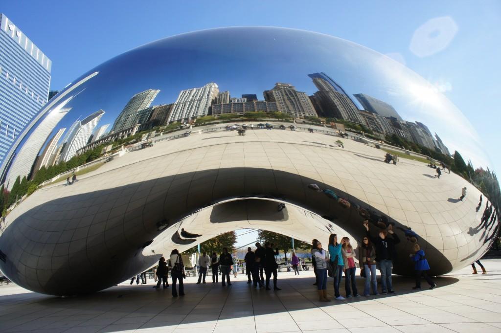 Zdjęcia: Chicago, Fasolka, USA
