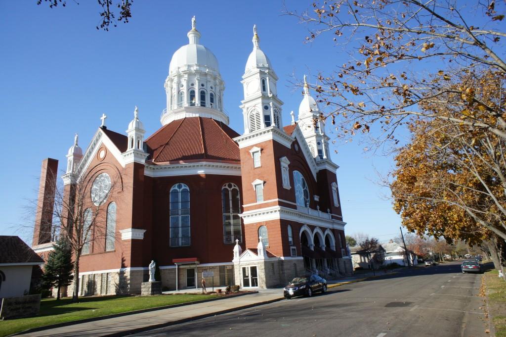 Zdjęcia: Winona, Minnesota, Bazylika z Winony, USA