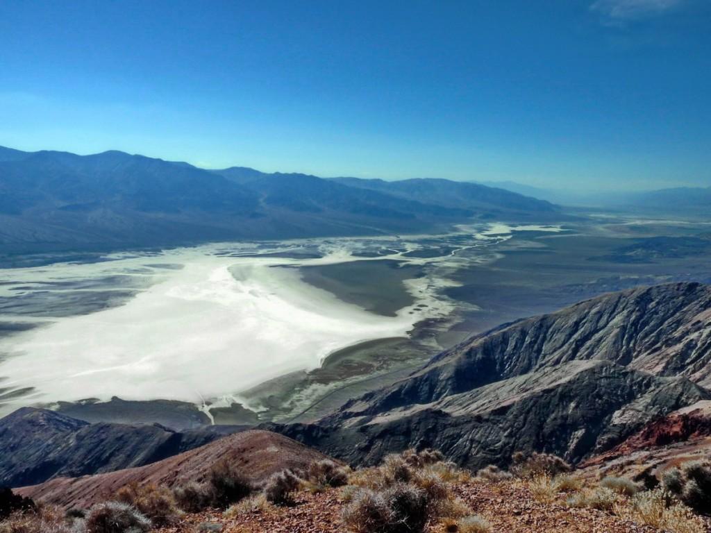 Zdjęcia: Death Valley, California, Jezioro soli, USA