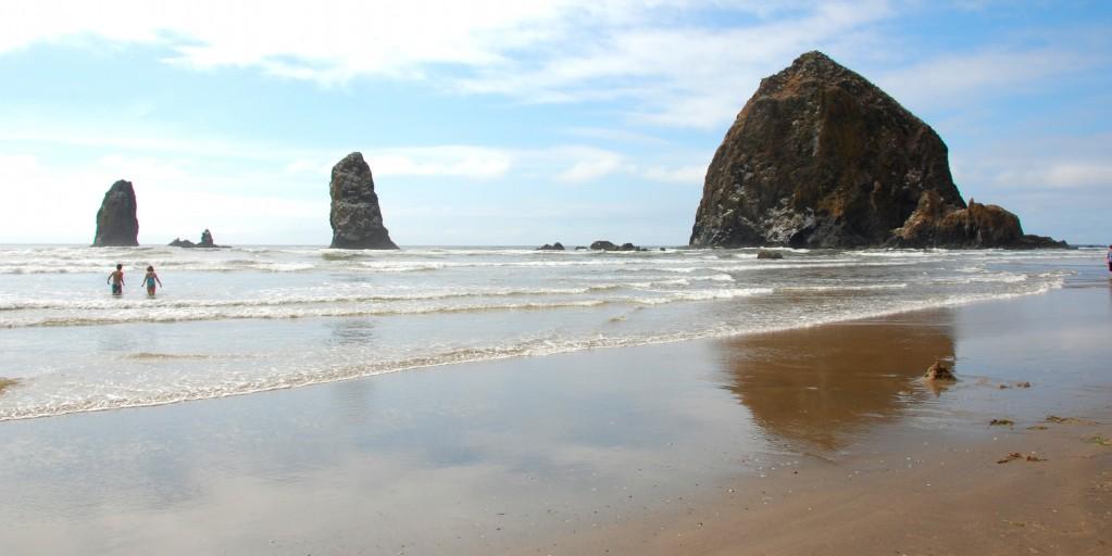 Zdjęcia: Oregon Beach, Oregon, Cannon beach, USA
