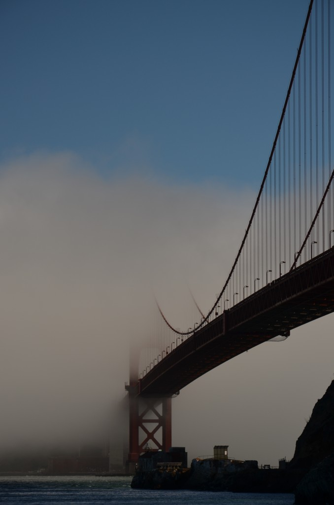 Zdjęcia: San Francisco, California, Golden Gate Bridge, USA