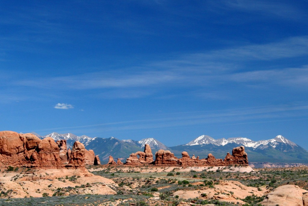 Zdjęcia: Arches National Park, Utah, Arches National Park, USA