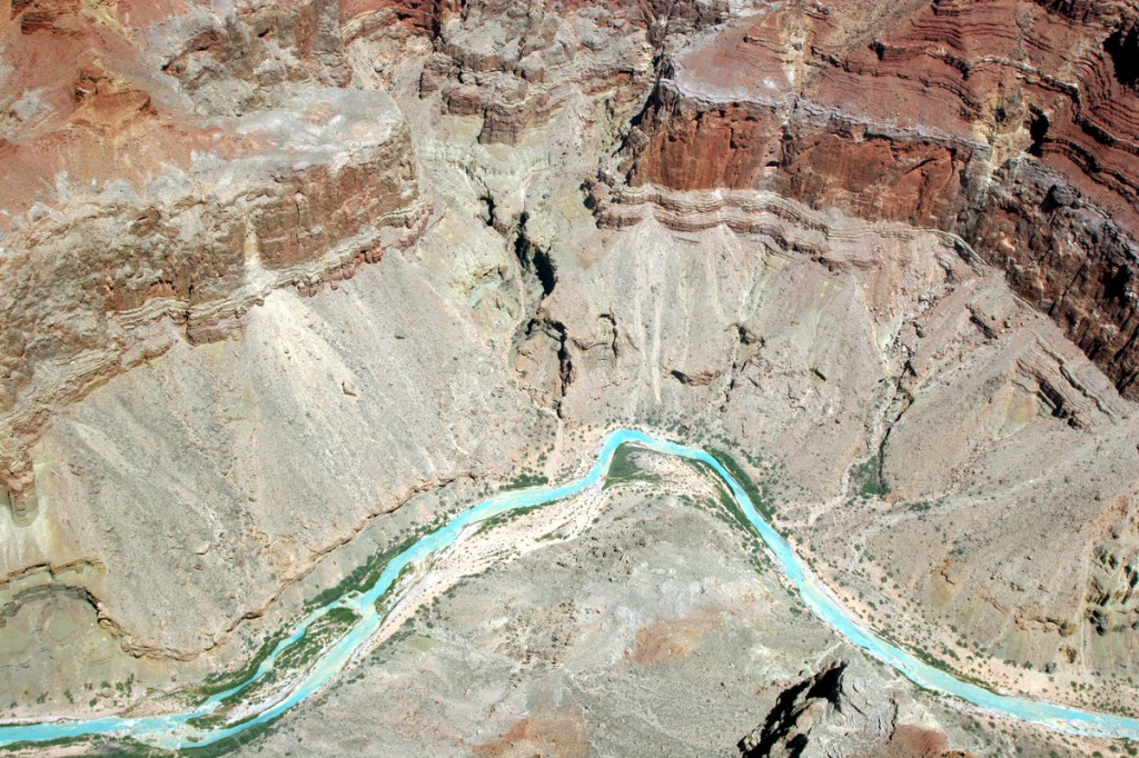Zdjęcia: Grand Canyon, Arizona, Rzeka Colorado, USA