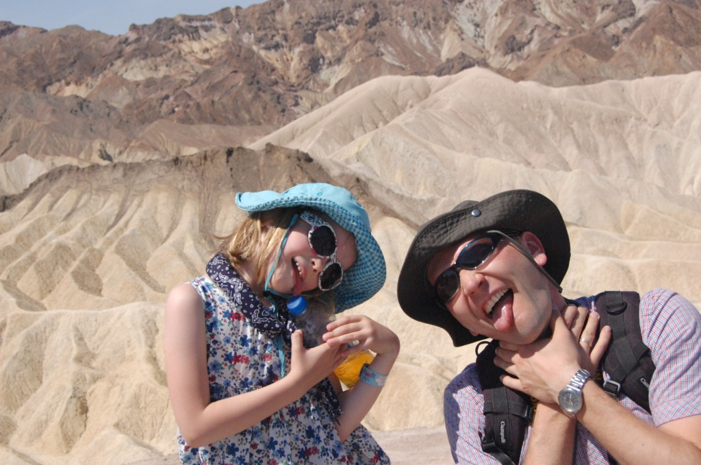 Zdjęcia: Dolina Śmierci, Kalifornia, Dolina Śmierci... jak widać , USA