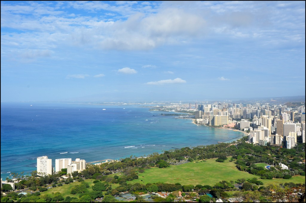 Zdjęcia: Honolulu, Oahu, Diamond Head, Honolulu, USA