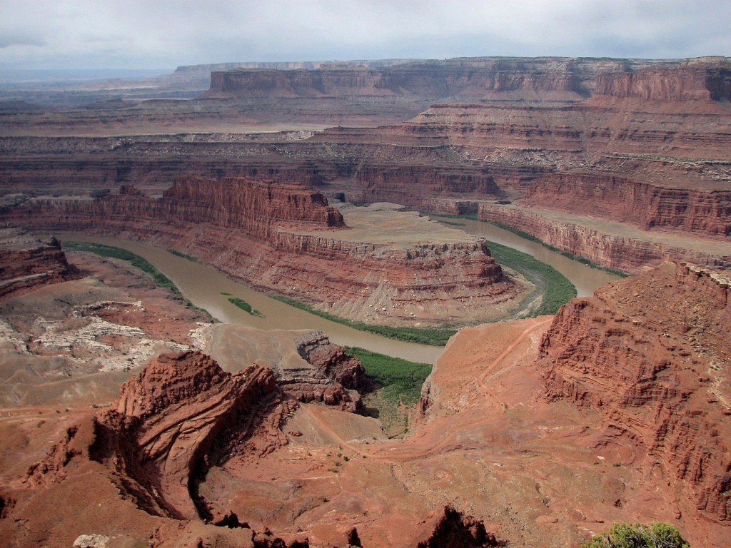 Zdjęcia: Canyonlands National Park, Utah, Colorado river, USA