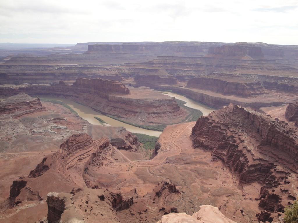 Zdjęcia: Moab, Utah, Dead Horse Point State Park, USA