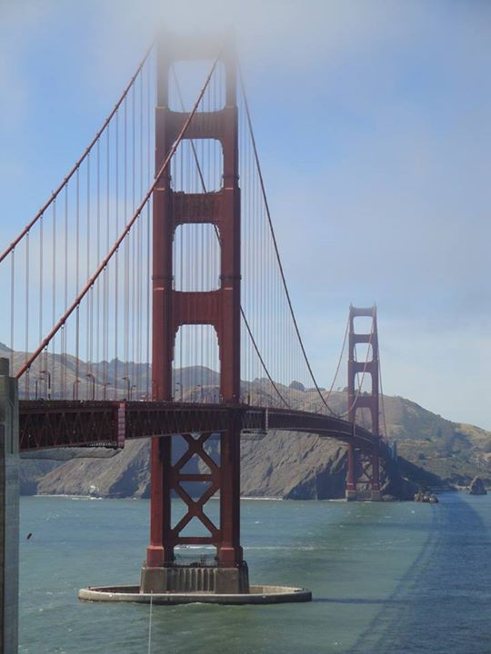 Zdjęcia: Sanfrancisco, Kalifornia, Golden Gate Bridge, USA