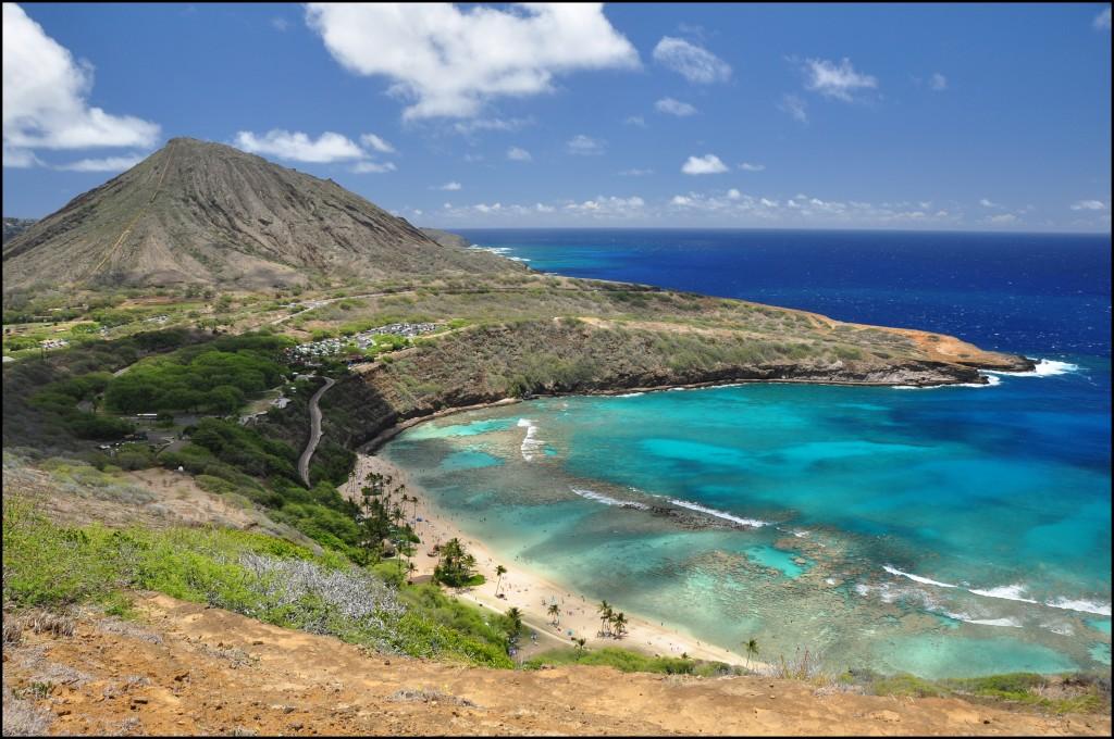 Zdjęcia: Honolulu, Oahu, Hanauma Bay, USA