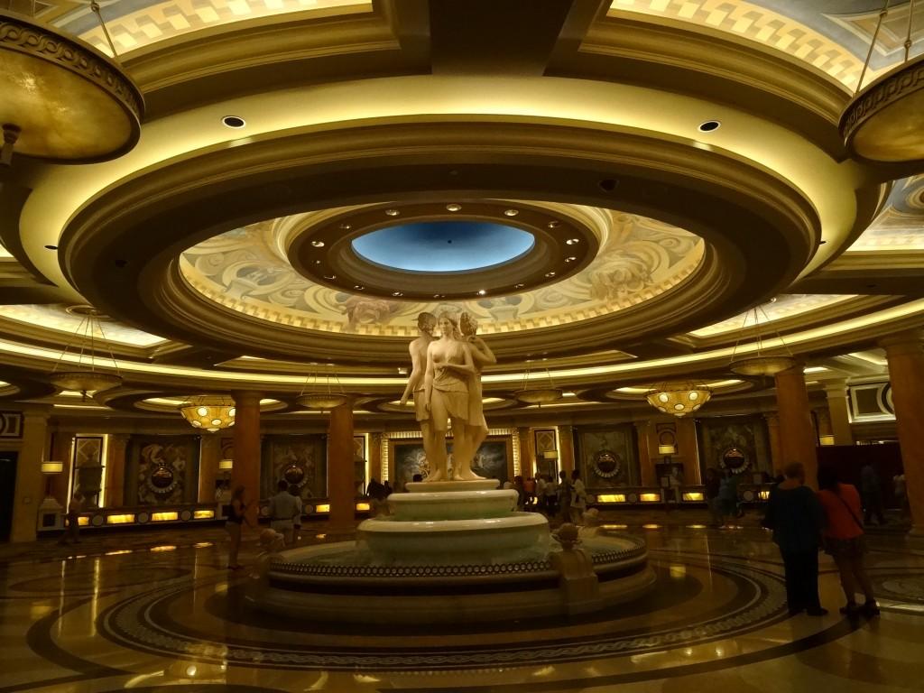 lista kasyn w Las Vegas