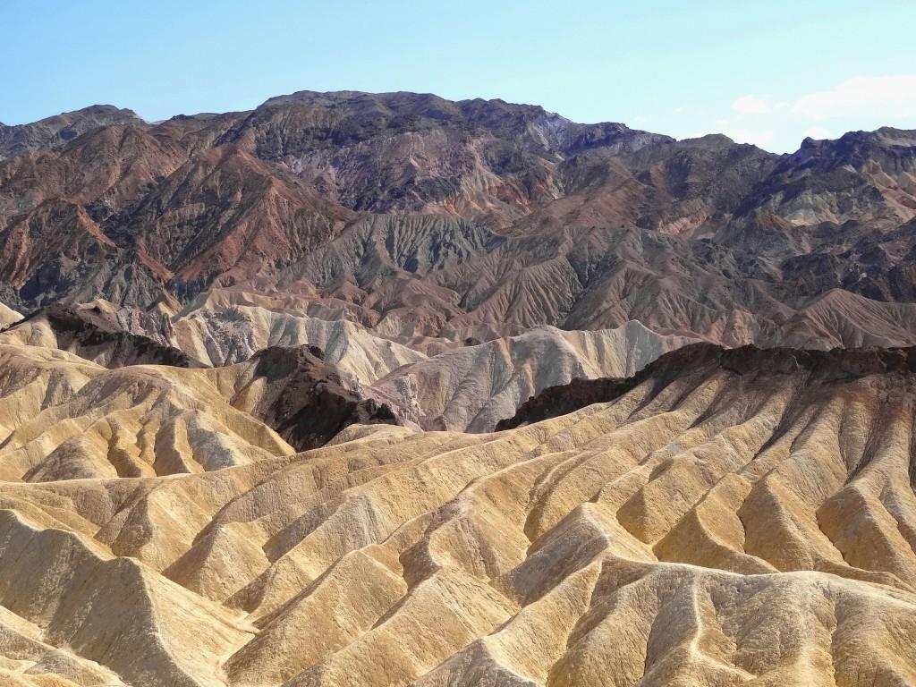Zdjęcia: Death Valley, Nevada, Dolina Śmierci - Zabriske Point, USA