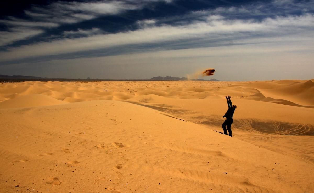 Zdjęcia: Imperial County, Kalifornia, Algodones Dunes, USA
