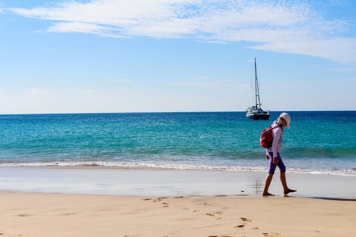 Zdjęcia: Plaża, Rodzinne życie na Fali, USA