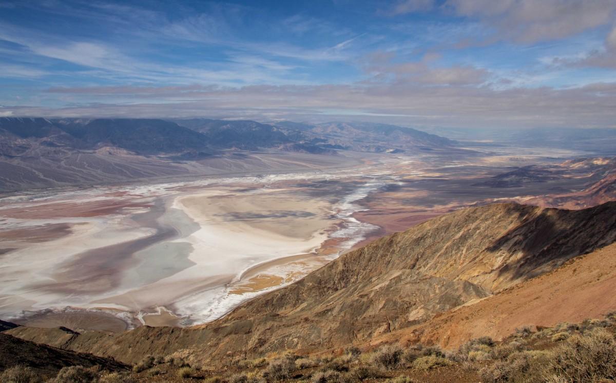 Zdjęcia: Death Valley, Kalifornia, Przestrzenie..., USA