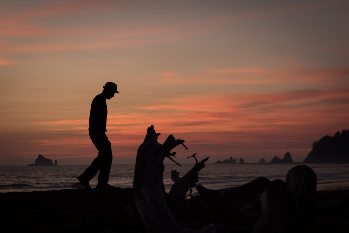 Zdjęcia: Rialto Beach, stan Washington, *, USA