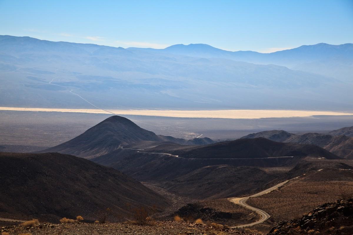 Zdjęcia: Death Valley, Nevada, Death Valley, USA