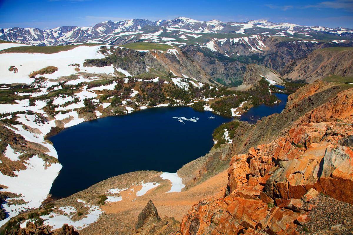 Zdjęcia: Beartooth Highway , Wyoming/Montana, Beartooth Highway , USA