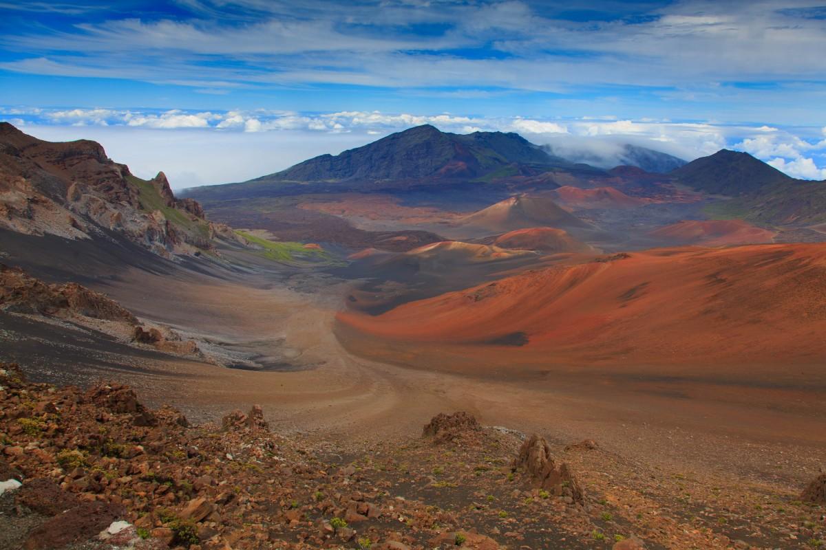Zdjęcia: Mauna Kea, Maui, Mauna Kea, USA