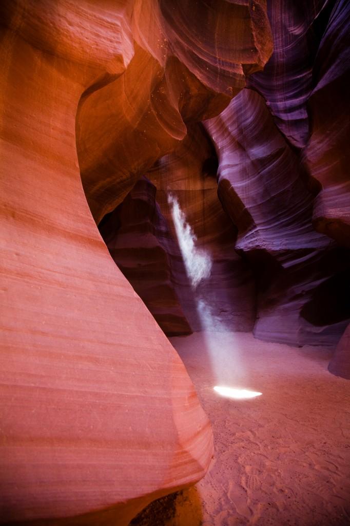 Zdjęcia: Antelope Canyon, Utah, Antelope Canyon, USA