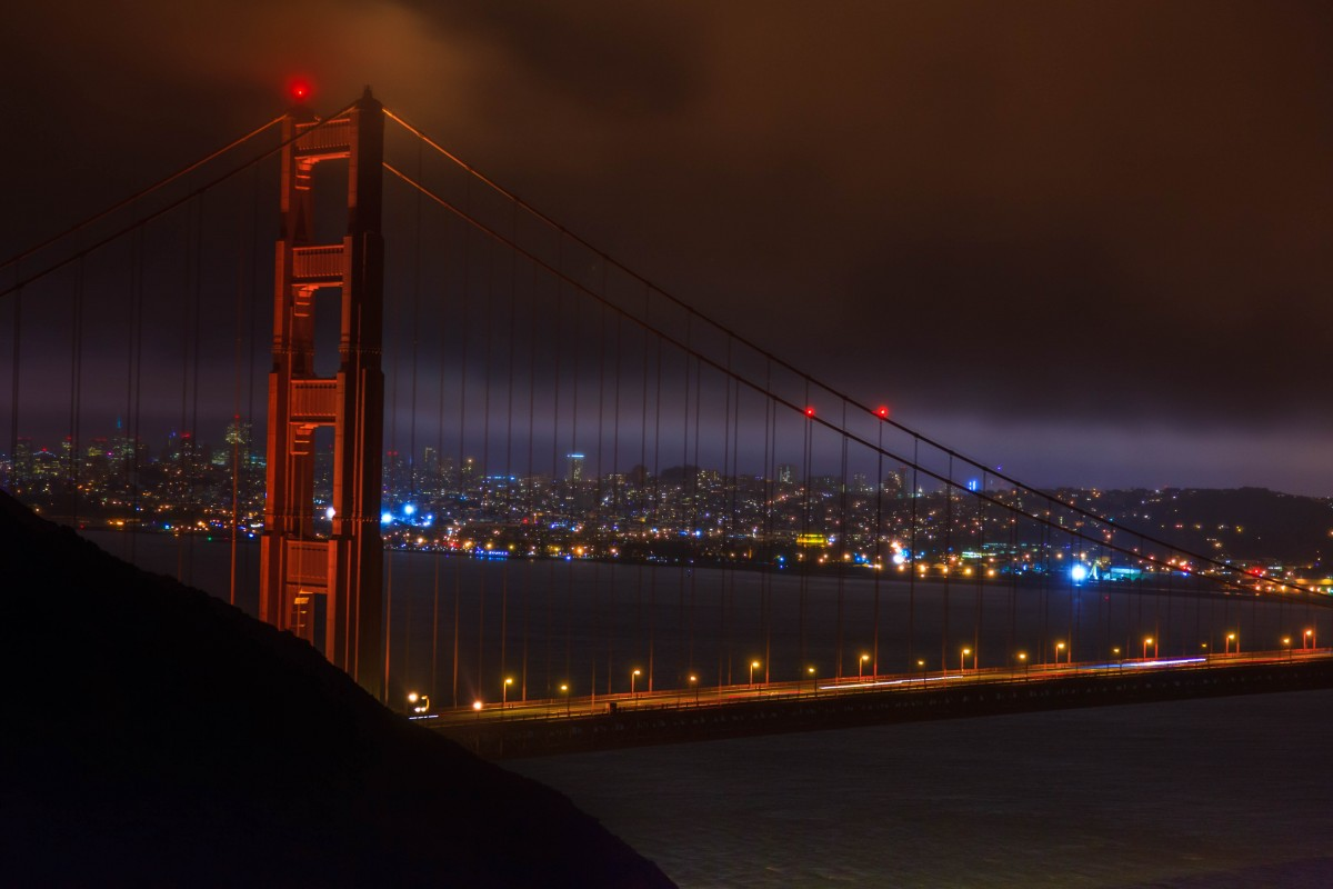 Zdjęcia: San Francisco, California, Golden Gate, USA