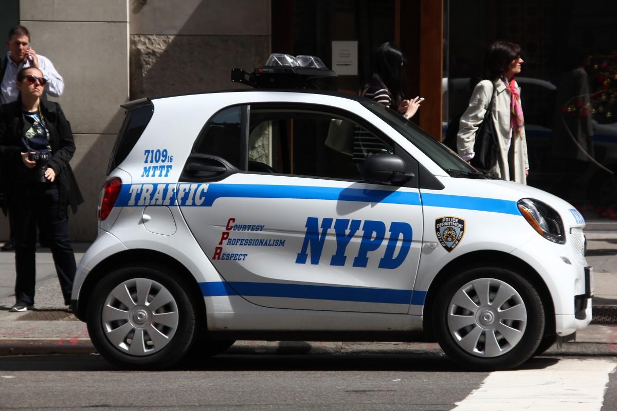 Zdjęcia: Manhattan, New York, NY Police, USA