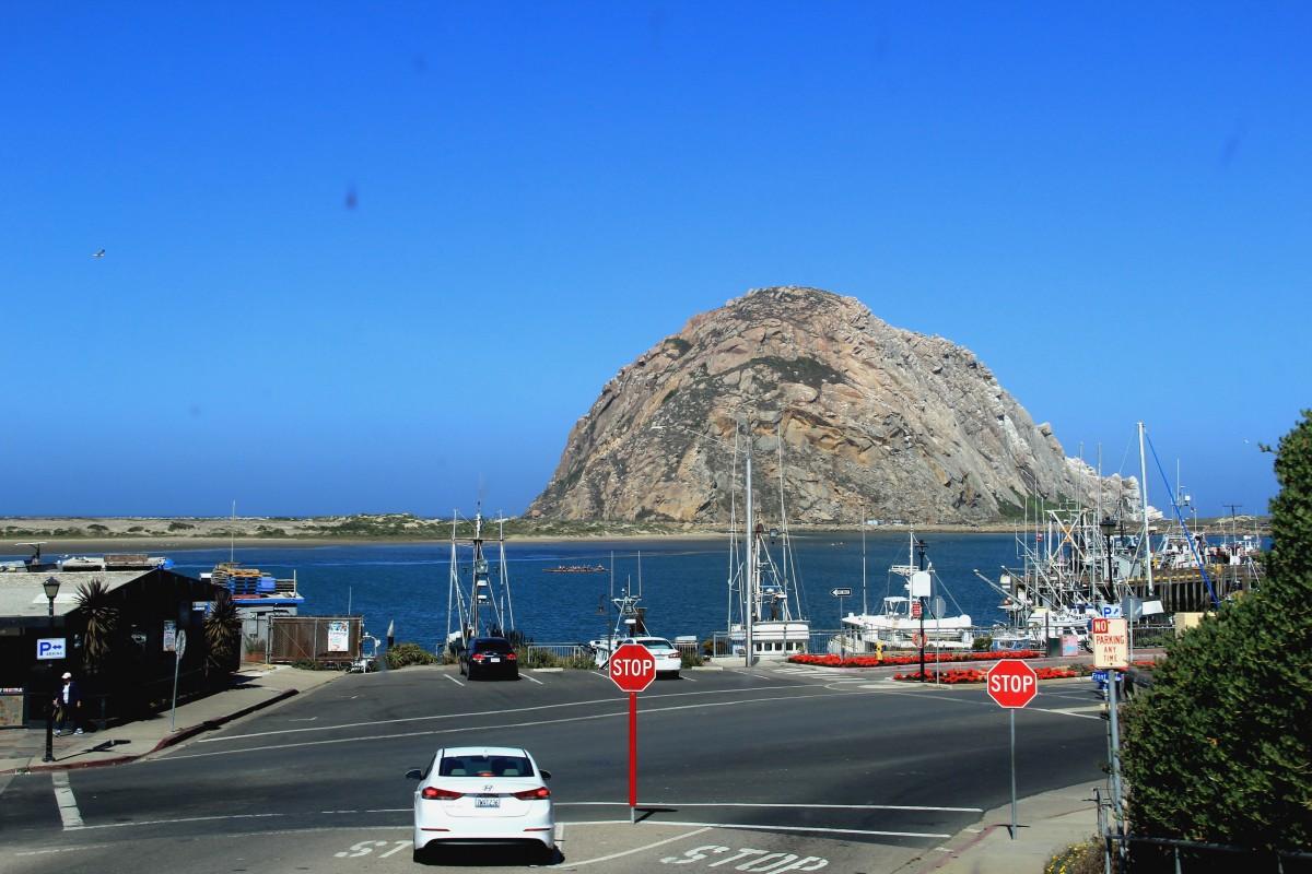 Zdjęcia: Morro Bay , California, Morro Bay , USA