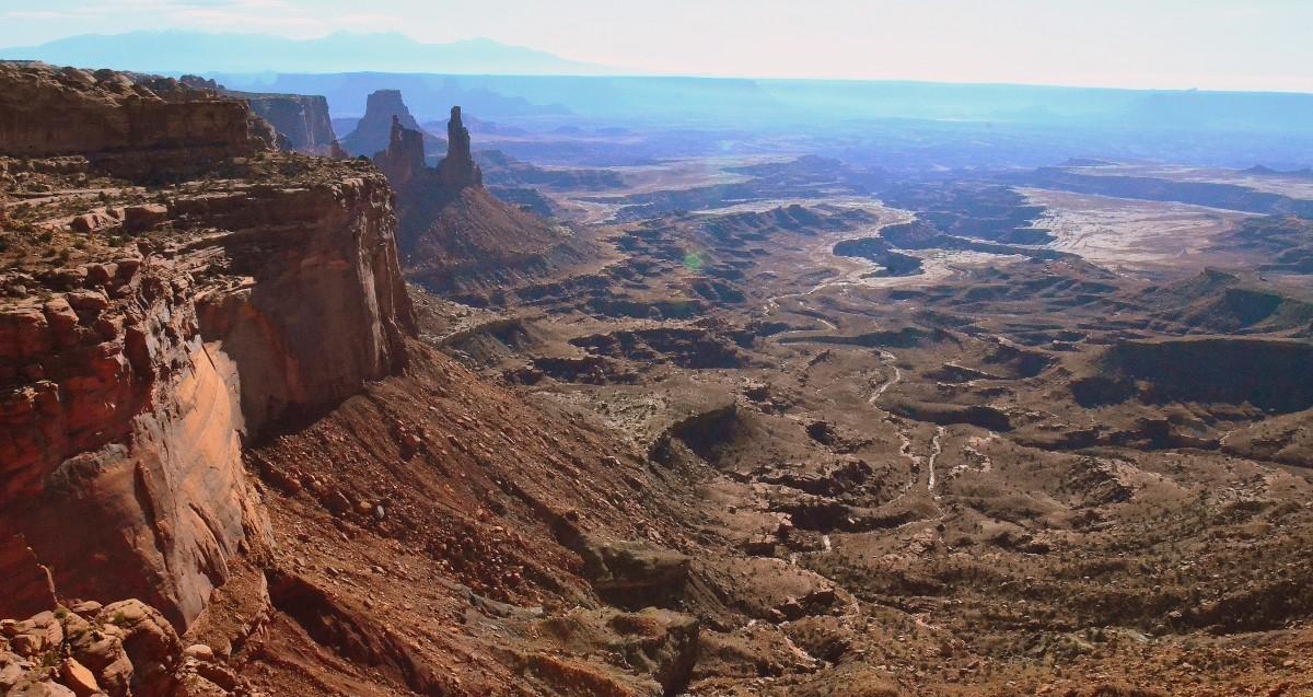 Zdjęcia: Canyonlands N.P., Utah, kraina kanyonów cd..., USA