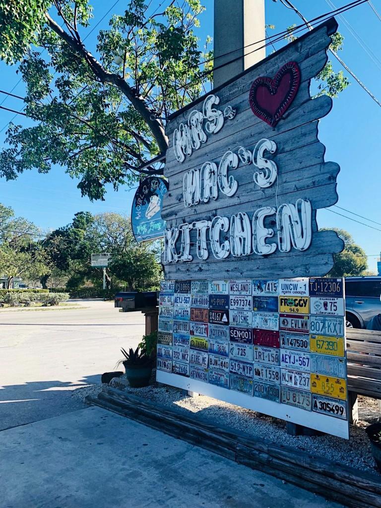 Zdjęcia: Key Largo, Florida Keys, Mrs Mac's Kitchen, USA