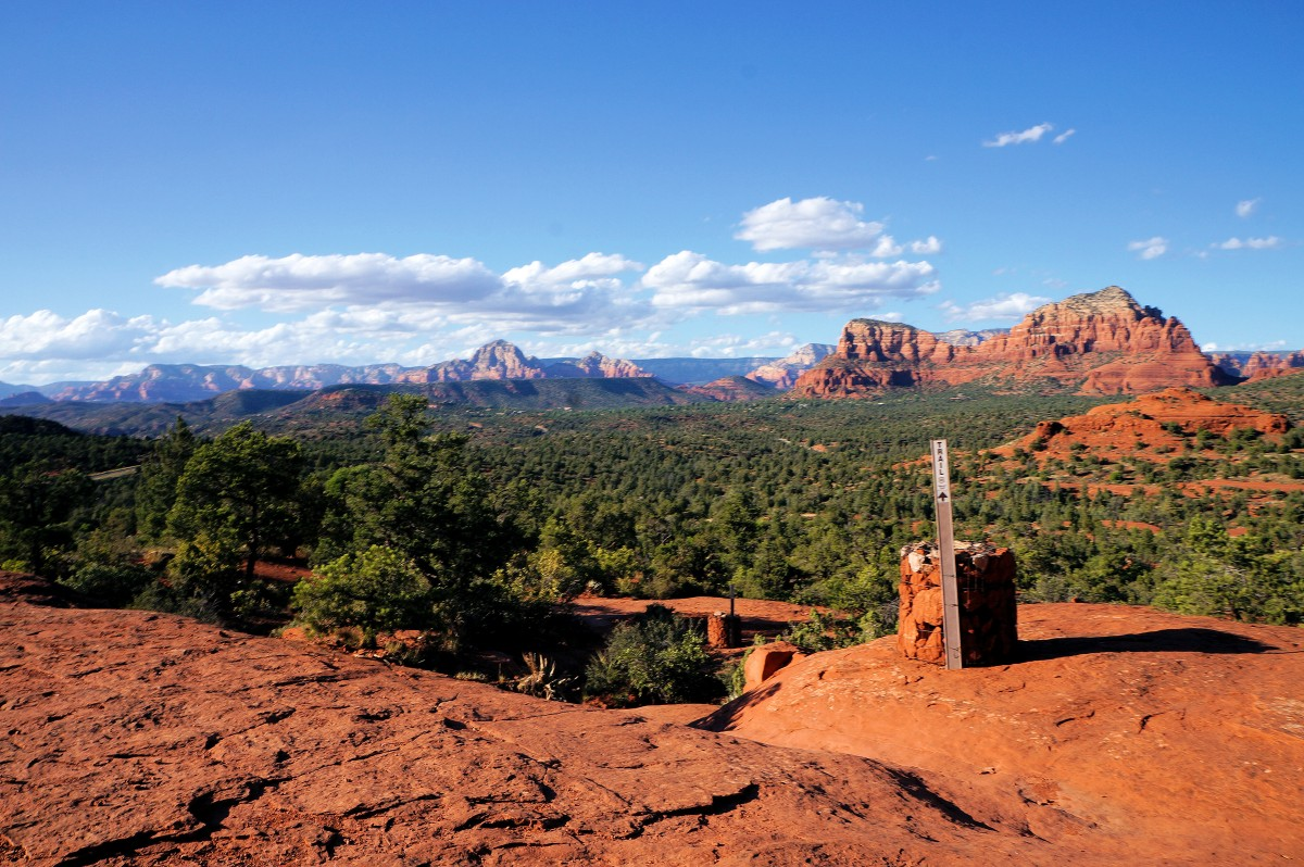 Zdjęcia: Sedona, Arizona, Red Rock State Park, USA