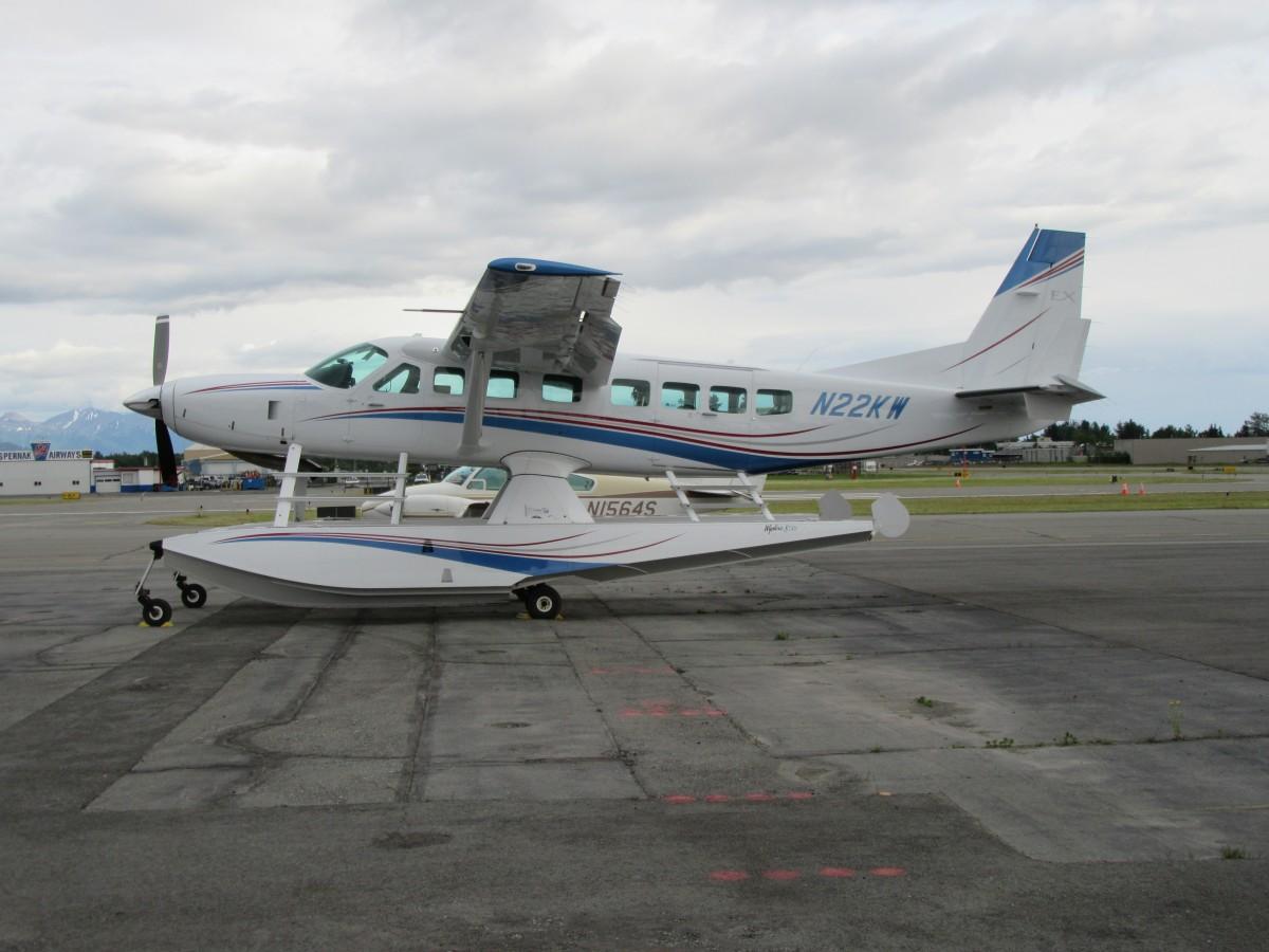 Zdjęcia: Anchorage, Anchorage, Gdzie by tu polecieć ?, USA