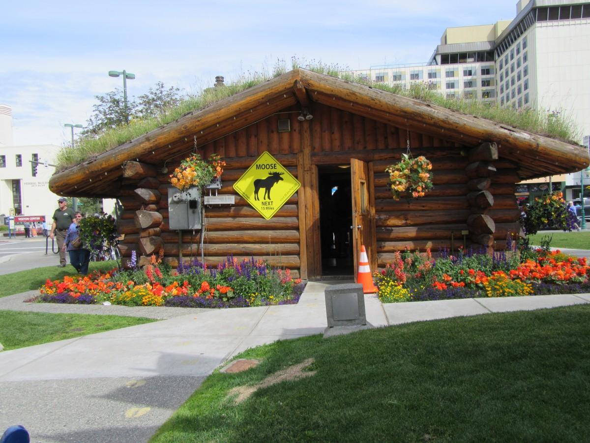 Zdjęcia: Anchorage - Alaska, Anchorage - Alaska, P T T K  alaskańskie, USA