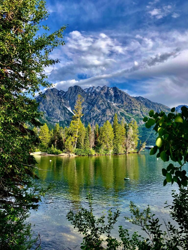 Zdjęcia: Grand Tenton National Park, Wyoming, Szczyty w Grand Tenton, USA