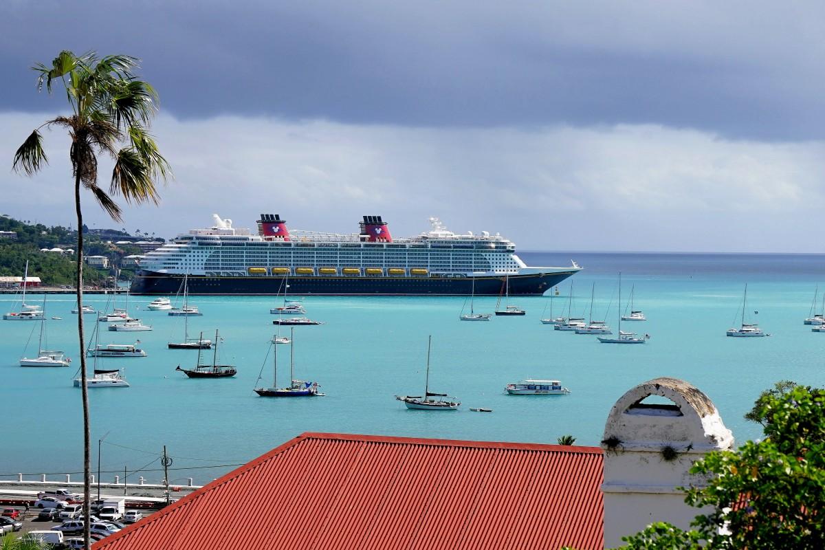Zdjęcia: Charlotte Amalie, Wyspy Dziewicze Stanów Zjednoczonych, Port, USA