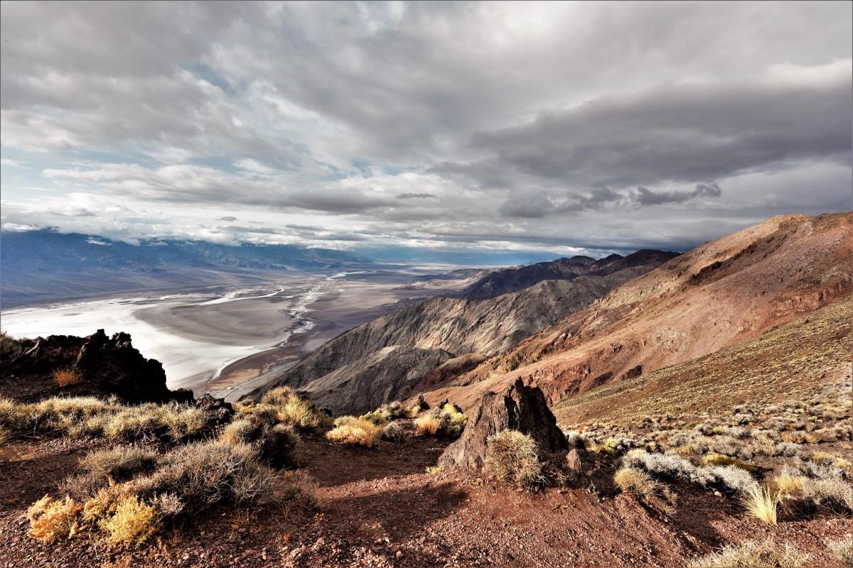 Zdjęcia: Death Valley, Kalifornia, Lecimy, USA